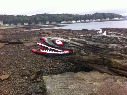 "The ""Millport Monster"""
